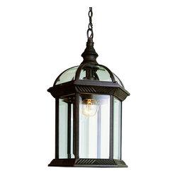 Trans Globe - Trans Globe 4183 WH 1-Light Hanging Lantern - Trans Globe 4183 WH 1-Light Hanging Lantern