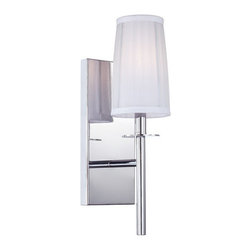 Designers Fountain - Designers Fountain 83901 1 Light Bathroom Fixture from the Candence Collection - Features: