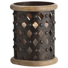 Eclectic Candles And Candle Holders by Masins Furniture