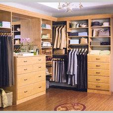 Home Closet Systems - Closets