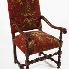 Traditional Armchairs And Accent Chairs by French Market Collection