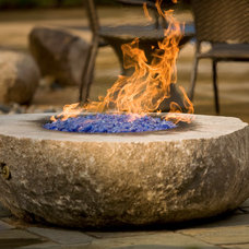 Contemporary Fire Pits by Southview Design