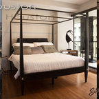 Houston Canopy Bed - Wood Designs Inc.  All Rights Reserved.