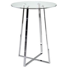 modern bar tables by Z Gallerie