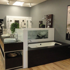 Contemporary Bathtubs by Solutions Bath & Kitchen Gallery