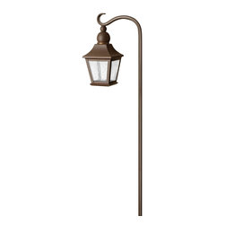 Hinkley Lighting - Hinkley Lighting 1555CB 12V 18W Solid Brass Path Light - Hinkley Lighting's mission is simple: to bring you cool classics that suit the way you live today.