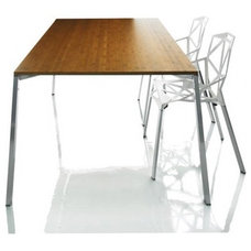 Modern Dining Tables by POAA