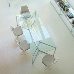 modern dining tables by DSL Furniture & DSL Property Developers