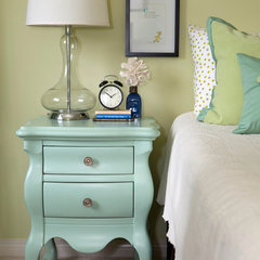 eclectic bedroom by Maria Killam