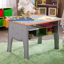 Teamson Kids Sunny Safari Desk