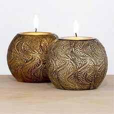 Eclectic Candles And Candleholders by Cost Plus World Market