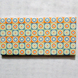 Custom Photo Factory - Daltile Ceramic Wall Tile Colorful Pattern with Rows of Circles ., 3x6 Wall Tile - Pack of/Case of: 20 Tiles. Samples Available for purchase. All of our tiles are printed on white ceramic Daltile; the same high quality tiles found at the hardware store. Our ceramic tiles are permanent designs. They are scratch resistant and highly resistant to chemical wear and sunlight. As a matter of fact, our tiles will never fade, even in direct sunlight, 24 hours a day. The only way to damage the print is to damage the tile itself by breaking it. For use in residential and commercial. Glazed glossy finish with a high sheen and uniform appearance in tone. Dimensions of tile: 3 inches x 6 inches or 4 inches x 4 inches (actual 4-1/4 in. x 4-1/4 in). Installation: Indoor and outdoor use on walls in your kitchen and bath and living area.