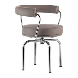 Outdoor LC7 Swivel Chair