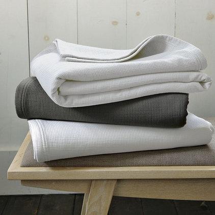 Modern Blankets by West Elm