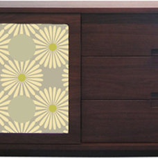 Contemporary Media Cabinets by Emma At Home