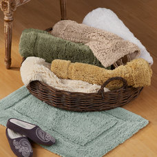 Traditional Bath Mats by Soft Surroundings
