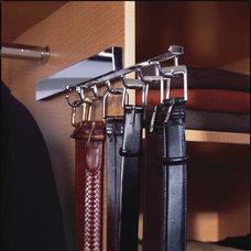 Contemporary Closet Storage by transFORM   The Art of Custom Storage