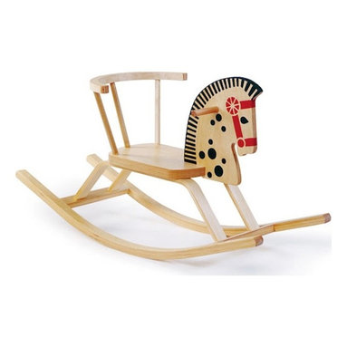 OFFI - Baltic Rocking Horse - Designed by Eric Pfeiffer. King size.