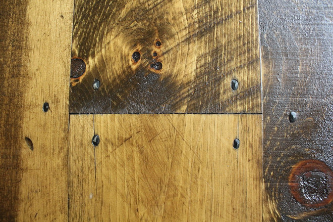 Traditional Wood Flooring by Hull Forest Products