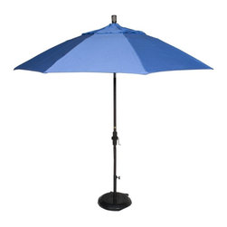 Phat Tommy - Market Patio Umbrella in Capri - The Phat Tommy umbrella is part of our Outdoor Oasis Line. This will ensure your umbrella stays looking brand new, season after season.