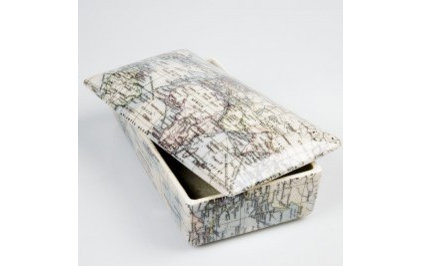 Traditional Storage Boxes by Brown Button Trading