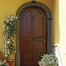 Contemporary Front Doors by DeCarlo Windows and Doors