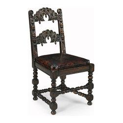 Jonathan Charles - New Jonathan Charles Dining Chair Dark Brown - Product Details