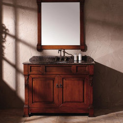 "48"" Catania Single Bath Vanity - Harvest -"