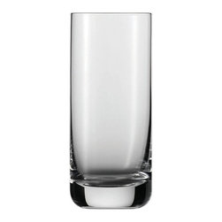 Fortessa Inc - Schott Zwiesel Tritan Convention Iced Beverage 12.5 oz. Glass - Set of 6 Multico - Shop for Iced Beverage Glasses from Hayneedle.com! Slender and stylish the Schott Zwiesel Tritan Convention Iced Beverage 12.5 oz. Glass - Set of 6 is an instant upgrade for your iced tea. This set includes six superior-quality glasses crafted of clear glass. About Fortessa Inc.You have Fortessa Inc. to thank for the crossover of professional tableware to the consumer market. No longer is classic high-quality tableware the sole domain of fancy restaurants only. By utilizing cutting edge technology to pioneer advanced compositions as well as reinventing traditional bone china Fortessa has paved the way to dominance in the global tableware industry. Founded in 1993 as the Great American Trading Company Inc. the company expanded its offerings to include dinnerware flatware glassware and tabletop accessories becoming a total table operation. In 2000 the company consolidated its offerings under the Fortessa name. With main headquarters in Sterling Virginia Fortessa also operates internationally and can be found wherever fine dining is appreciated. Make sure your home is one of those places by exploring Fortessa's innovative collections.