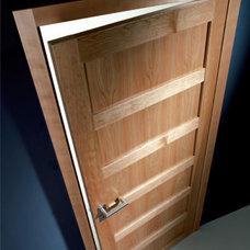 Traditional Interior Doors by Sapeli Doors (Canada)