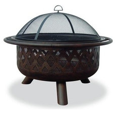 Traditional Fire Pits by Build