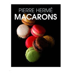 "Macaron by Pierre Herme Hardcover Book - English Edition - Macaron by Pierre HERMe""Featuring Herme's recipes of the classic flavors such as coffee, chocolate, raspberry, the favorite flavors, Isfahan - cookie macaroon cream lychee with rose, raspberry compote - Satine - cookie macaroon cream mousseline cream cheese, applesauce and orange passion fruit - Square - Chocolate macaroon biscuit, chocolate ganache Ultra bitter cocoa nibs, dark chocolate jelly - his reactions bold measure, Ketchup, Mandarin and pink pepper, jasmine tea for the Jean Patou and emergency buttons, white truffles, black truffles, balsamic vinegar Bernhard WINKELMANN (Photographer), Coco JOBARD (Stylist), Cle""mence BOULOUQUE (Preface), Gre""gory BRICOUT (Directeur artistique) 208 pagesPublisher: Grub StreetLanguage: ENGLISH1st Edition published in 2011Format: 10.4 x 11.2"" (26 x 28 cm)"
