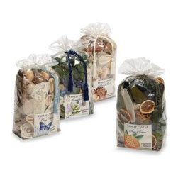 Yankee Candle - Yankee Candle Sage & Citrus Potpourri - Create the ideal atmosphere in any space with the true-to-life scents of Yankee Candle Scented Potpourri.