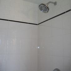 Traditional Showers by Cabinet-S-Top