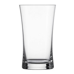 Schott Zwiesel Tritan Basic Beer Pint Short Glasses - Set of 6 - Nothing brings people together like a nice pint, and the Schott Zwiesel Tritan Basic Beer Pint Short Glasses - Set of 6 makes the experience even better. The durable beauty of the scratch-resistant, clear glass is the perfect complement to any occasion, and they're dishwasher-safe for easy care.About Fortessa, Inc.You have Fortessa, Inc. to thank for the crossover of professional tableware to the consumer market. No longer is classic, high-quality tableware the sole domain of fancy restaurants only. By utilizing cutting edge technology to pioneer advanced compositions as well as reinventing traditional bone china, Fortessa has paved the way to dominance in the global tableware industry.Founded in 1993 as the Great American Trading Company, Inc., the company expanded its offerings to include dinnerware, flatware, glassware, and tabletop accessories, becoming a total table operation. In 2000, the company consolidated its offerings under the Fortessa name. With main headquarters in Sterling, Virginia, Fortessa also operates internationally, and can be found wherever fine dining is appreciated. Make sure your home is one of those places by exploring Fortessa's innovative collections.
