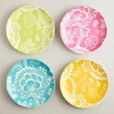 Contemporary Plates by Cost Plus World Market
