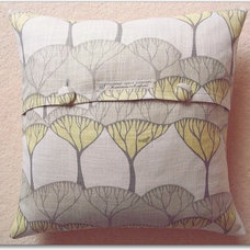 Contemporary Decorative Pillows by Luulla