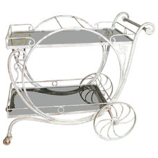 eclectic bar carts by 1stdibs
