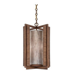 Savoy House - Savoy House 3-4121-4 4 Light Foyer Pendant Sonata Collection - Savoy House 3-4121-4 Sonata 4 Light Foyer PendantInspired by elegant designs from the Far East, this four light pendant from the Sonata collection features iridescent hand painted glass and a textured Warm Brandy finish. Raymond Waites has outdone himself with the stunning Asian inspired Sonata collection.The Sonata collection has a fresh Asian inspired design that features iridescent hand painted glass and a textured Warm Brandy finish. Raymond Waites has outdone himself with this stunning introduction.Savoy House 3-4121-4 Features: