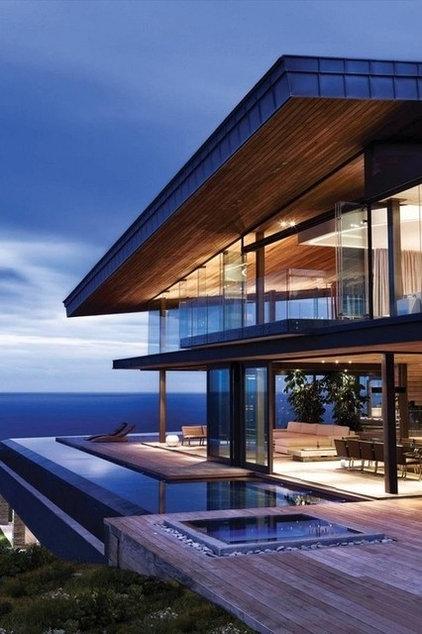 Modern&urban houses