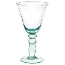 Mediterranean Wine Glasses by VIETRI