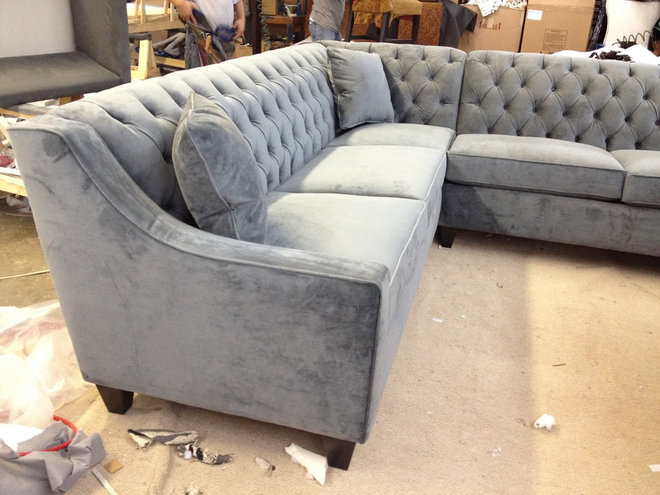 Sectional Sofas by Monarch Sofas