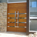 Modern contemporary entry doors - Modern contemporary entrance doors