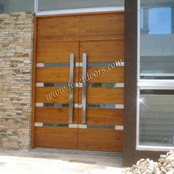 Modern contemporary entry doors - Modern contemporary entrance doors