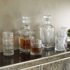 Traditional Barware by Horchow