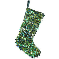 Eclectic Christmas Stockings And Holders by Pier 1 Imports