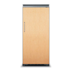 """Viking 36"""" Built-in All-freezer, Custom Panel Right Hinge 