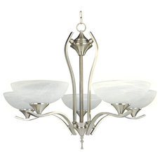 Contemporary Chandeliers by YOSEMITE HOME DECOR