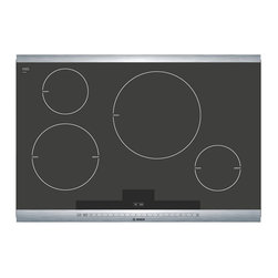 """Bosch 800 Series 30"""" Induction Cooktop, Stainless Steel 