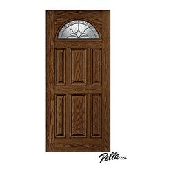 Pella® Architect Series® fiberglass entry door - Features